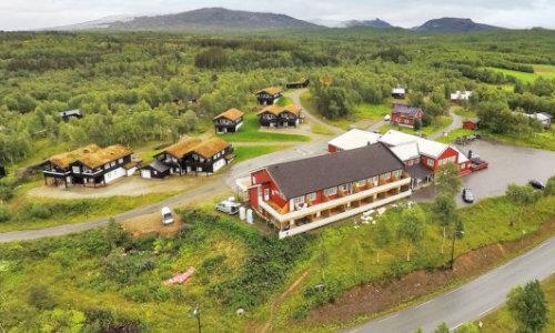 Nedalshytta. Foto: Trondheim Turistforening/Jonny Remmereit