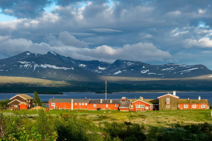 Åpner side om barnas favoritter på Trondheim Turistforening sine hjemmesider. Ny fane