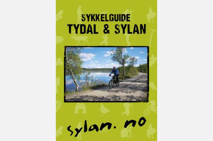 Åpner PDF brosjyren Sykkelguide Tydal og Sylan