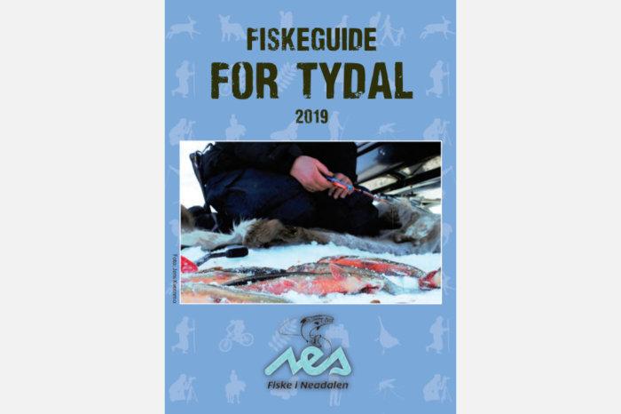 Åpner PDF brosjyre om fisking i Tydal i ny fane
