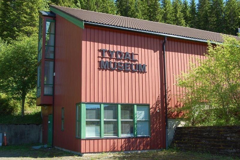 Tydal museum. Foto: Nea Radio